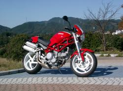 Ducati Monster SR2 Dark 2006 #11
