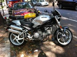 Ducati Monster SR2 Dark 2006 #12