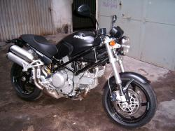 Ducati Monster SR2 Dark 2006 #6