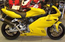Ducati Supersport 800