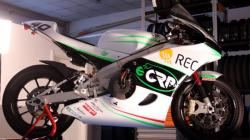 The electric ECRP 1.4 racebike sells itself!