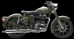 Enfield 500 Bullet Army 2003