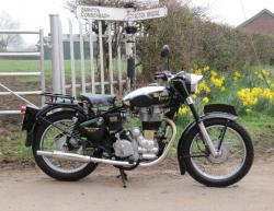Enfield 500 Bullet Classic 2003 #5