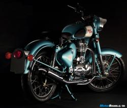 Enfield 500 Bullet (reduced effect) #13