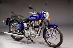 Enfield 500 Bullet (reduced effect) 1991