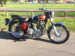 Enfield 500 Bullet (reduced effect) 1991 #2