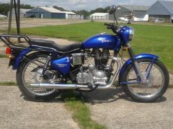 Enfield 500 Bullet Sixty-Five #13