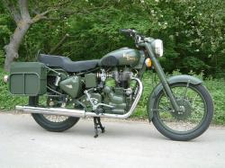 Enfield 500 Bullet Sixty-Five #9