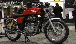 Enfield 500 Clubman GT 2003 #8