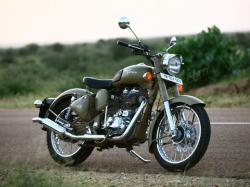 Enfield Bullet 500 Classic #11
