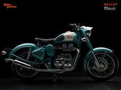 Enfield Bullet 500 Classic #4