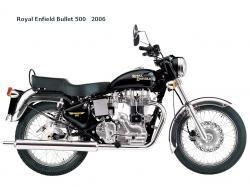 Enfield Bullet 500 Military 2006