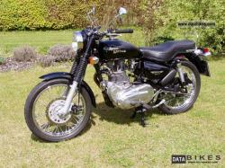 Enfield Bullet Electra 2007 #9