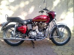 Enfield Bullet Electra #8