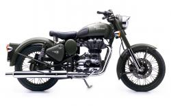 Enfield Bullet G5 Classic EFI 2011 #3