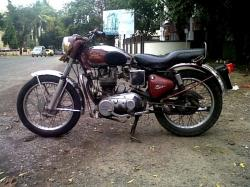 Enfield Bullet Machismo 2007 #9