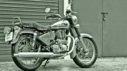Enfield Bullet Machismo 2007 #10