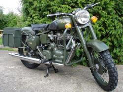 Enfield Bullet Military 2007