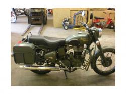 Enfield Bullet Military 2007 #11