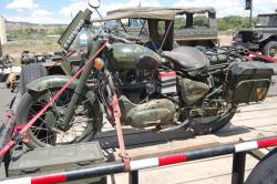 Enfield Bullet Military 2007 #9