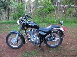 Enfield Electra Twinspark 2010 #10