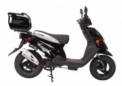 E-Ton Beamer 50, a scooter from the early 2000s