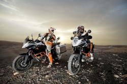 Excellent pleasure with KTM 1190 Adventure