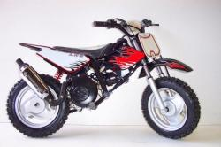 Factory Cross Minibike