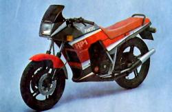 Fantic 125 Sport HP 1 (reduced effect) 1988 #3