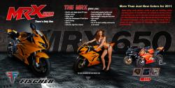 Fischer MRX - More than just a Motorcycle!