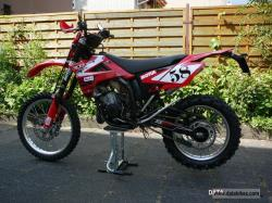 GAS GAS MC 250 Cross 2008 #12