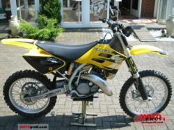 GAS GAS MC 250 Cross 2008 #7