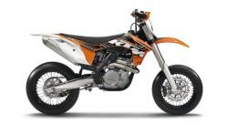GAS GAS SM 450 Supermotard 2009 #2
