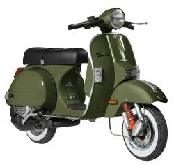 Genuine Scooter Stella 150 4-stroke #2