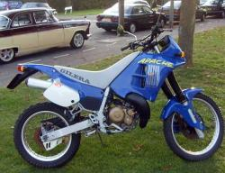 Gilera 600 Nordwest (reduced effect) 1992 #8