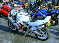 1988 Gilera NGR 250 (reduced effect)