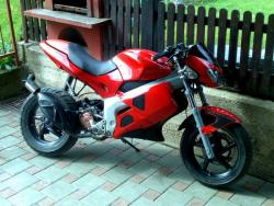 Gilera NGR 250 (reduced effect) #6