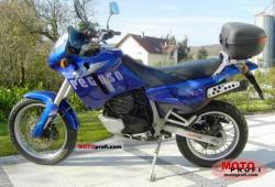 Gilera RC 600 C (reduced effect) 1992 #11