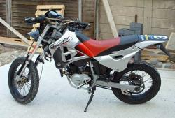 Gilera RC 600 C (reduced effect) 1992 #12