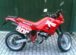 Gilera RC 600 C (reduced effect) 1992 #2