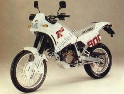 Gilera RC 600 C (reduced effect) 1992 #4