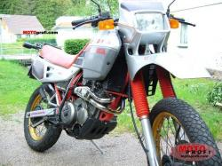 Gilera RC 600 C (reduced effect) 1992 #7