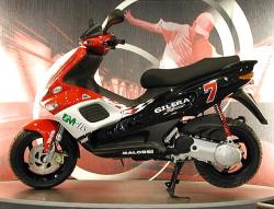 Gilera Runner Racing Replica #10