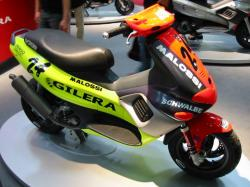 Gilera Runner Racing Replica #13