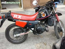 Gilera RX 125 Arizona 1985 #9