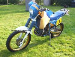 Gilera RX 125 Arizona 1985 #10