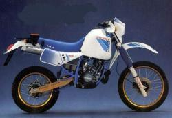 Gilera RX 125 Arizona 1985 #5