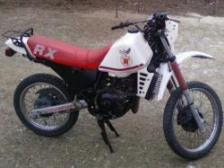 Gilera RX 125 Arizona #4