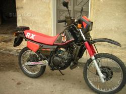Gilera RX 200 Arizona 1986 #4