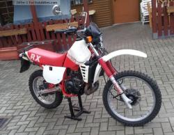 1987 Gilera RX 200 Arizona